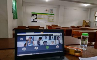 Wajah Pembelajaran Jarak Jauh  (PJJ) SMA Negeri 2 Yogyakarta Ditengah Pandemi COVID 19