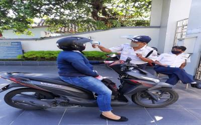 Protokol Kesehatan Pencegahan COVID 19 Di Lingkungan SMA Negeri 2 Yogyakarta